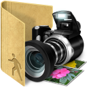 http://icons.iconarchive.com/icons/treetog/junior/128/folder-public-pictures-icon.png
