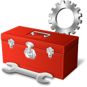 Tool box preferences icon