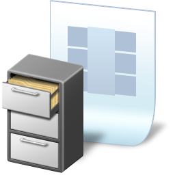 document archive icon