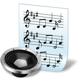 document audio icon