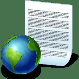 document network icon