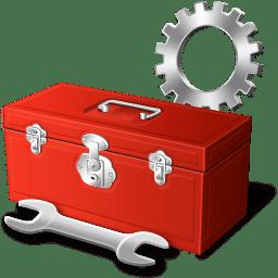 Tool box preferences icon