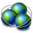 http://icons.iconarchive.com/icons/treetog/junior/48/network-ring-icon.png
