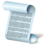 Document scroll icon