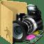 Folder public pictures icon