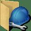 Folder-tools icon