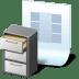 Document-archive icon