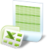 Document-excel icon