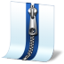 Document-zip icon