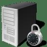 Computer-lock icon