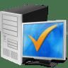 Computer-ok icon
