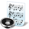 Document-audio icon