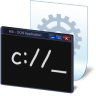 Document-console icon