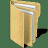 Folder-subfolder icon