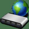 Network-usb-hub icon