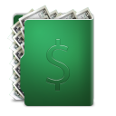 dollar folder icon