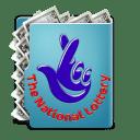 Lottery folder icon
