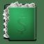 Dollar folder icon