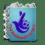 Lottery-folder icon