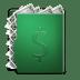 Dollar-folder icon