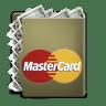 Mastercard-folder icon