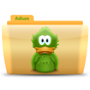 adium icon