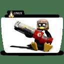 Linux rocket icon