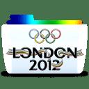 london 2012 icon
