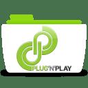 Plug n play icon
