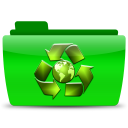 Renewable icon
