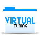 Virtual tuning icon