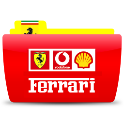 ferrari png icon colorflow iconset tribalmarkings. Black Bedroom Furniture Sets. Home Design Ideas