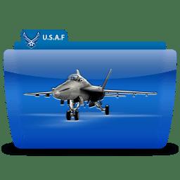 Fighter plane icon