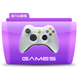 Games Icon | Colorflow Iconset | tRiBaLmArKiNgS