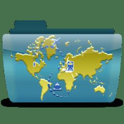 Travel 2 icon