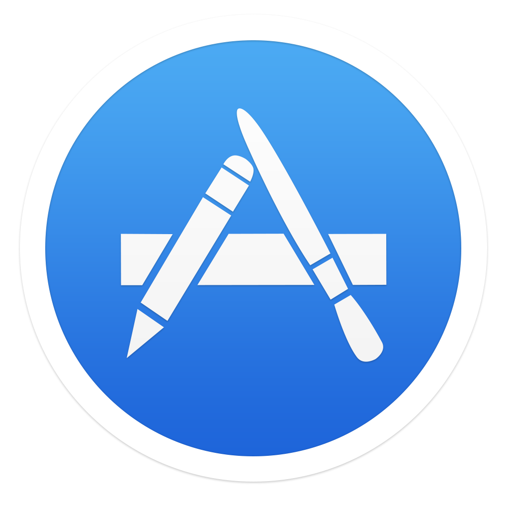 App Store Icon Sevenesque Ios 7 Inspired Iconset