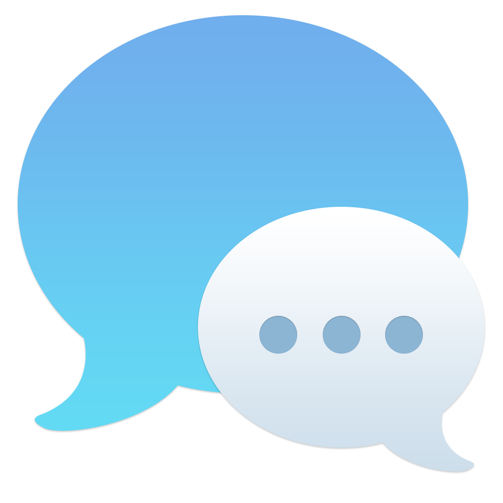 Messages Icon | Sevenesque (iOS 7 inspired) Iconset ... Text Icon Png
