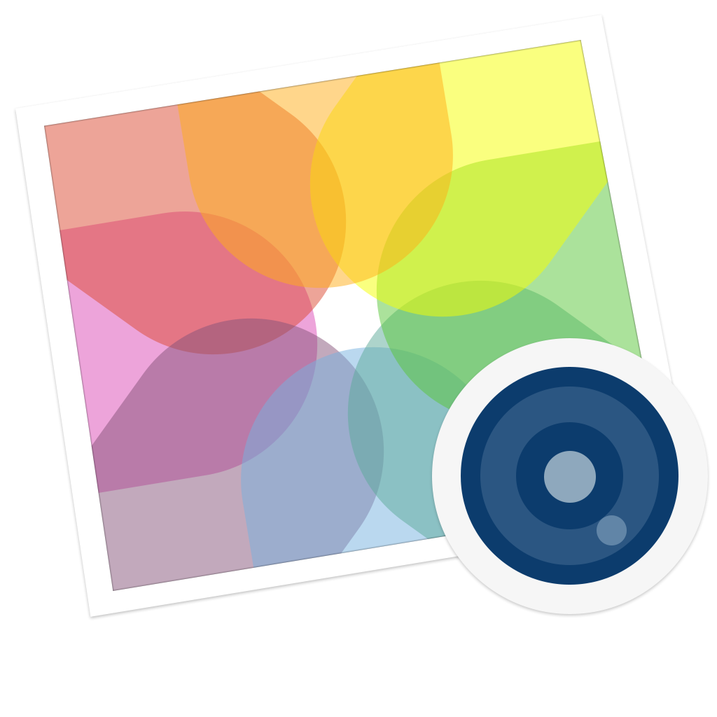 iPhoto Icon | Sevenesque (iOS 7 inspired) Iconset ...