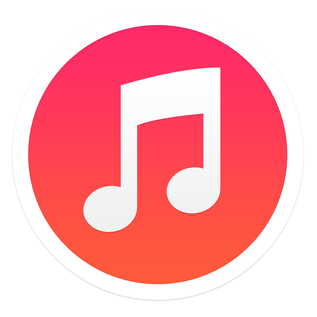 iTunes Icon | Sevenesque (iOS 7 inspired) Iconset ...