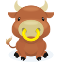Ox icon