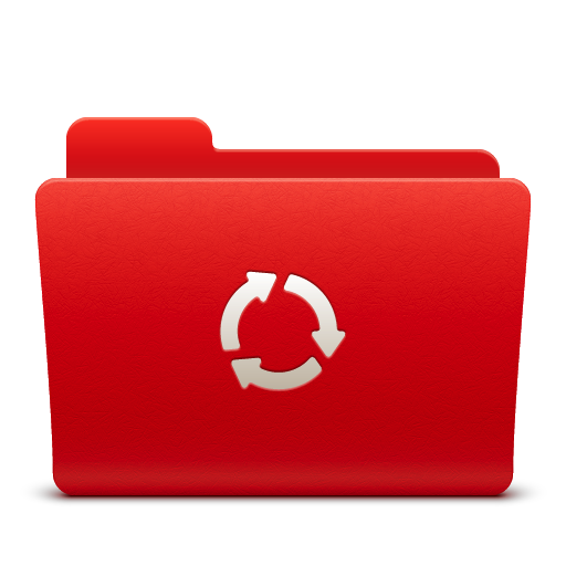 Folder Sync icon