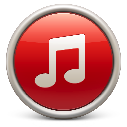 iTunes Icon | Soda Red Iconset | TrySoda
