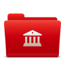 Folder-Libraries icon