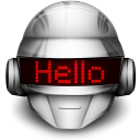 Thomas Hello icon