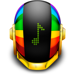 Guyman Helmet Music icon