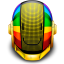Guyman Helmet Smiley icon