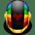 Guyman-Helmet-Love icon