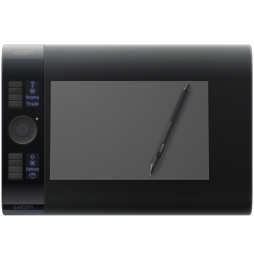 Wacom Intuos 4 M icon