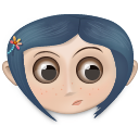 http://icons.iconarchive.com/icons/turbomilk/zoom-eyed-creatures-2/128/coraline-icon.png