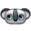 http://icons.iconarchive.com/icons/turbomilk/zoom-eyed-creatures/64/koala-icon.png
